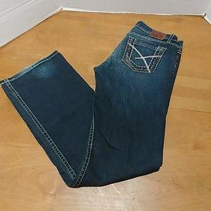 BKE Stella bootcut jeans stretch 28